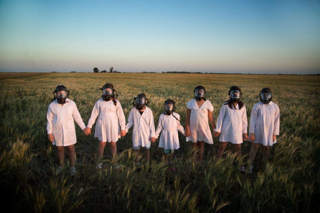 """""""NUESTRO SILENCIOSO CHERNOBIL"""" CANCIONES URGENTES PARA MI TIERRA. Fotografia: Juan Merlos. Ramiro Lezcano"""