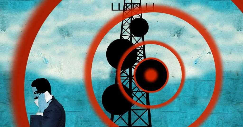Resultado de imagen para radiacion de la radiofrecuencia